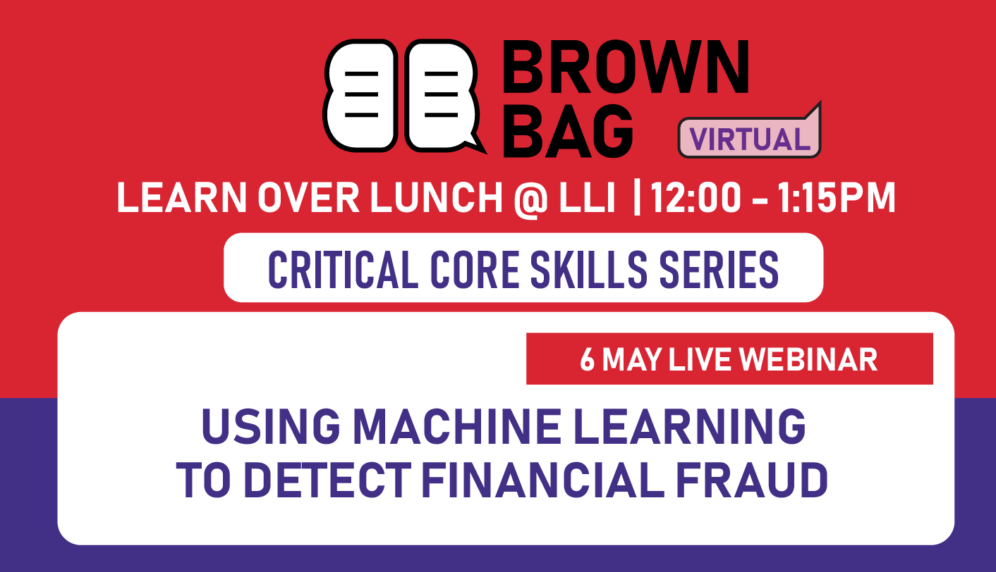 Masterclass   6 May   Using Machine Learning to Detect ...